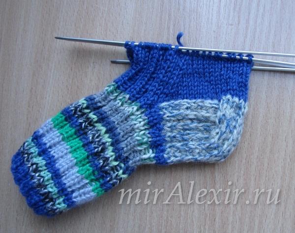 Носочки для ребенка