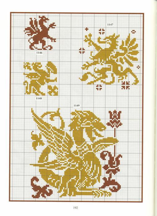 Вышивка дракон приметы 94