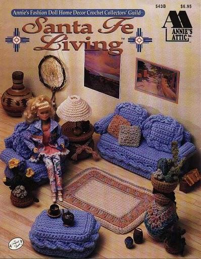 Вязание крючком аксессуары для кукол